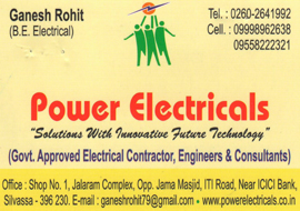 POWER ELECTRICALS