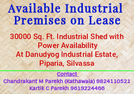 Industrial Premises on Lease at Piparia