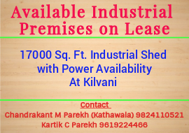 Industrial Premises on Lease at Kilvani