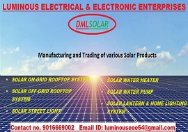 LUMINOUS ELECTRICAL AND ELECTRONIC ENTERPRISE