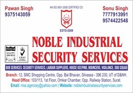 NOBLE INDUSTRIAL SECURITY SERVICES