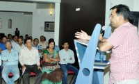 INTERACTION SESSION ON FIRE AND SAFETY