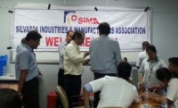 Blood Donation Camp at Voltas