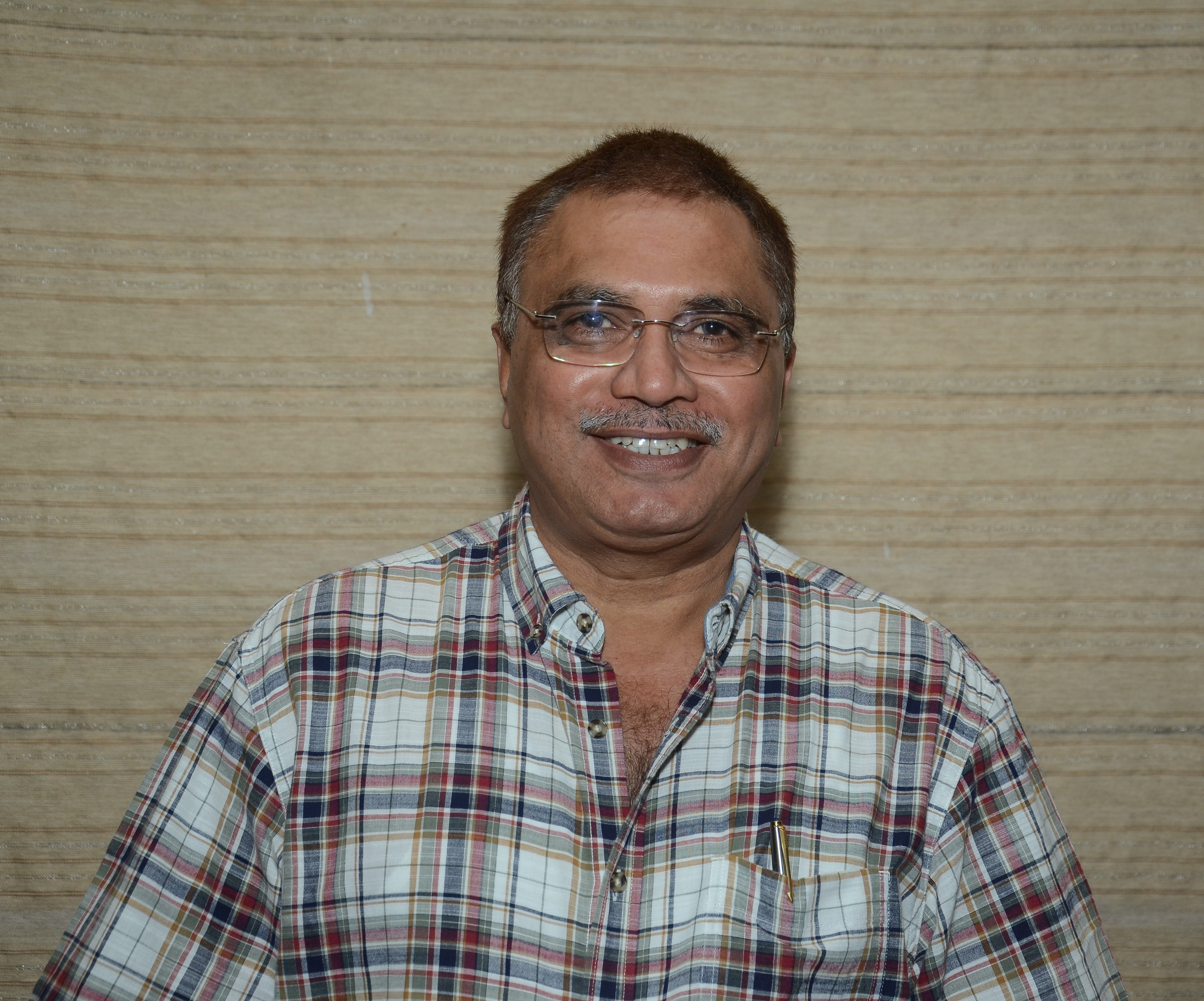 Mr. Dillip Parmar - Joint Secretary of SIMA